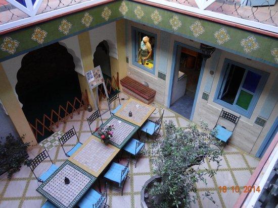 Riad Aicha Marrakech: het middelpunt van de Riad