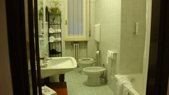 Cittadella Bed & Breakfast: Bathroom