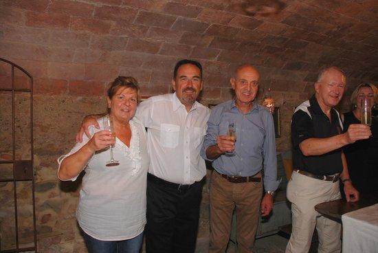 Borgo dei Cadolingi: Patrizia & Franco