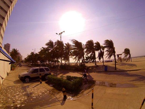 Cartagena Beach Hostel