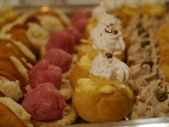 Santise Cucina Piemontese Contemporanea : pasticceria salata