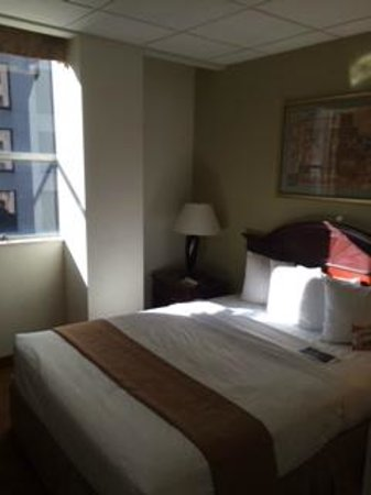 MOXY New Orleans Downtown/French Quarter Area: Queen suite