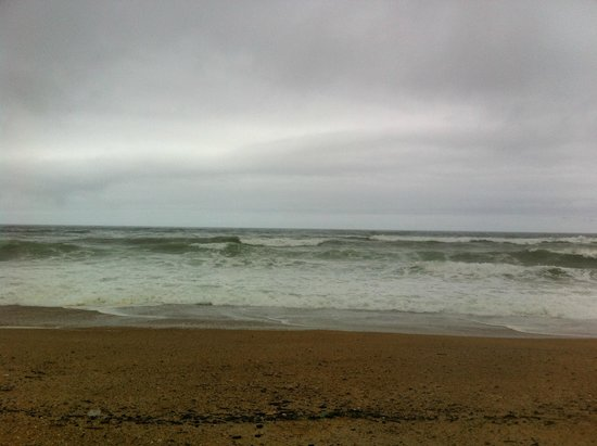 Espace Blue Ocean: l'océan, la plage de Ondres
