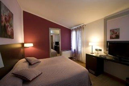 hotel ristorante gran casa le camere