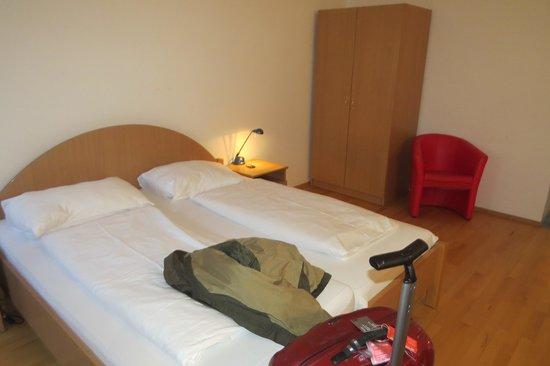 Suite Hotel 200m zum Prater: habitacion en suite