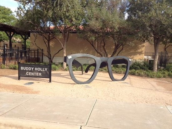 The Buddy Holly Center : See Clearly