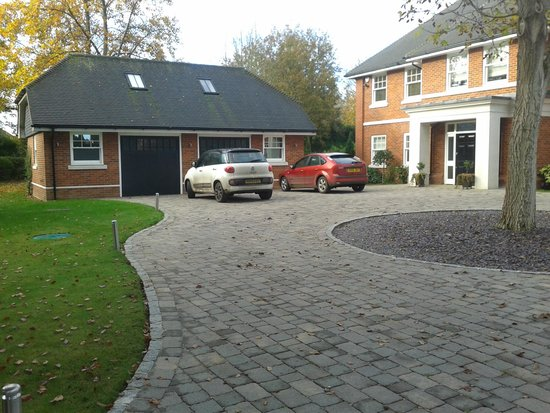 Rotherfield Greys, UK: annexe