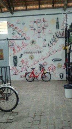 Museu da Bicicleta de Joinville: Museu da Bicicleta - Joinville / SC
