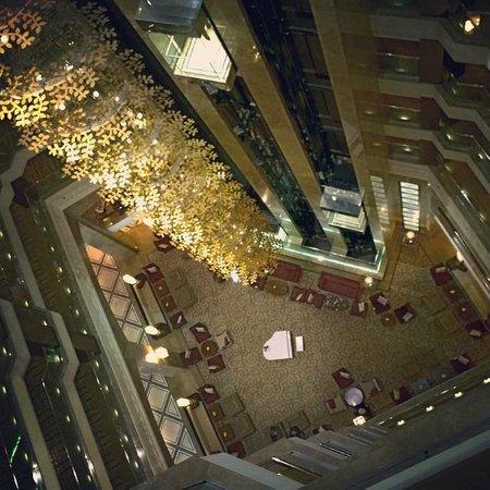 Kharkiv Palace Premier Hotel: Холл