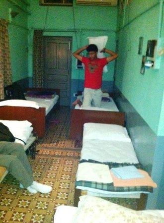 Mrs. Bhandari's Guesthouse : dorm-like room