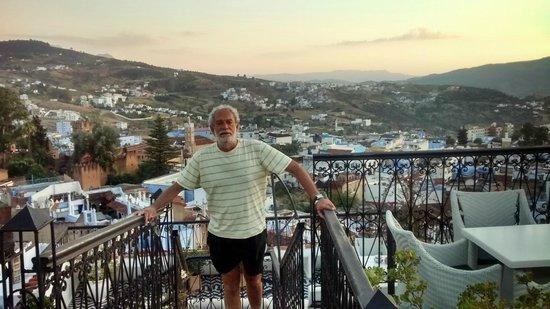 Lina Ryad & Spa : vista do terraço