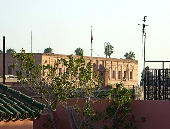 Riad Daria: View from roof