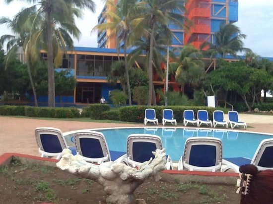 Puntarena: Another view from the pool area