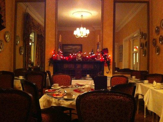 Kilronan House : Dining room