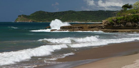 playas leon espana