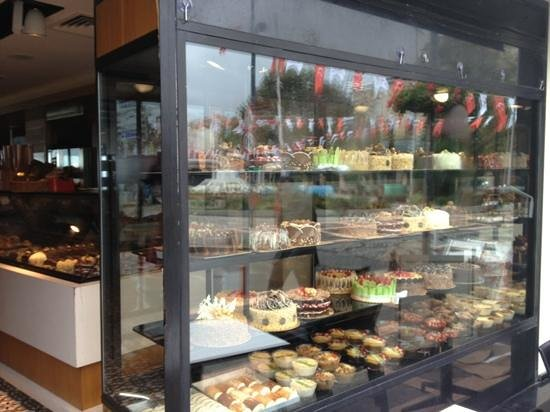 Nsp project on bakery