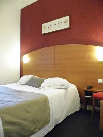 Alerion Hotel : Chambre Budget