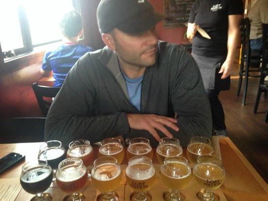 Lost Nation Brewing: Lost Nation Beer Tasting $5