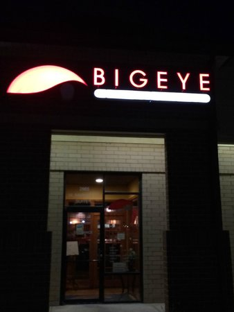 Big Eye Japanese Cuisine & Sushi Bar