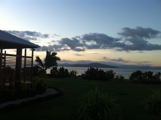 Aroha Taveuni: Slow evening