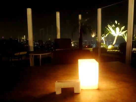 The View Bar: Vista maravilhosa