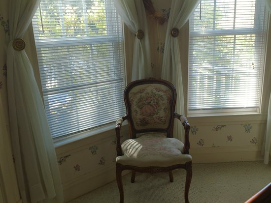 Laughlintown, Pensilvanya: I loved this chair!