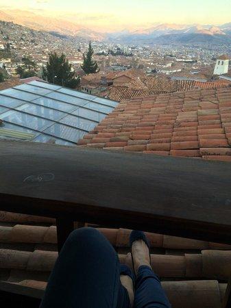 Mirador de Santa Ana: Lindo mirador en Cusco