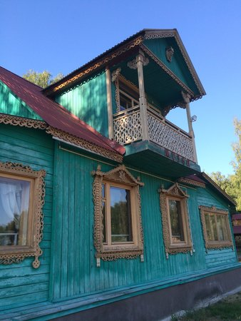 Meshcherskiy Museum of Wooden Architecture of V.P. Groshev
