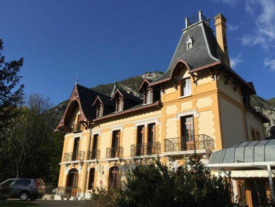 Le Manoir d'Agnes: The hotel