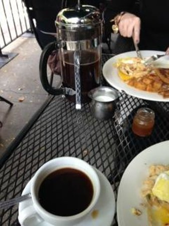Friend of a Farmer: french press coffee