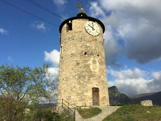 Le Manoir d'Agnes: Bell tower