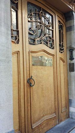 Horta-Museum: Porta d'ingresso