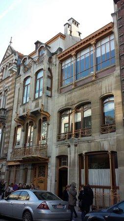Horta-Museum: Facciata