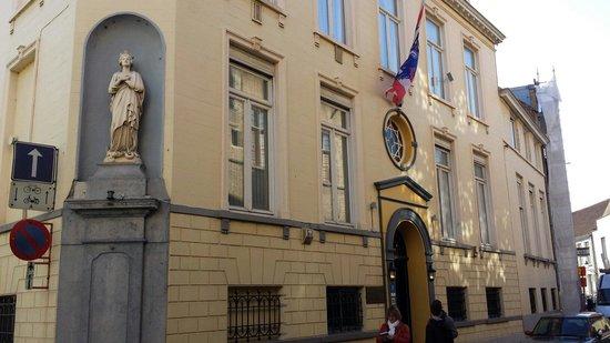 Hotel Lucca: Hôtel Lucca