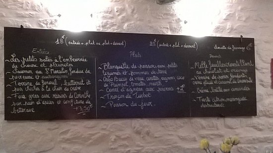 La Courtine: La Coutine. Wonderfully French.