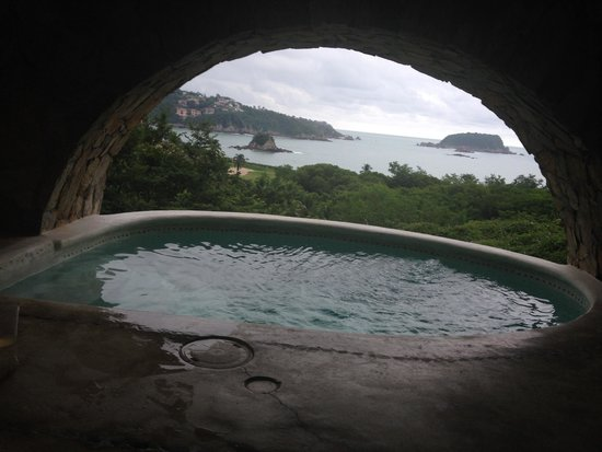 Quinta Real Huatulco : Private pool in the suite