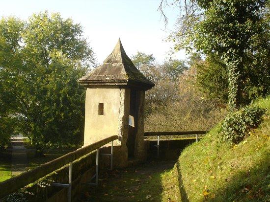 St. Veit Bastion Forchheim