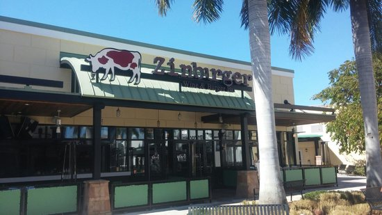 Good Burgers Sawgr Mills Outlet Mall Review Of
