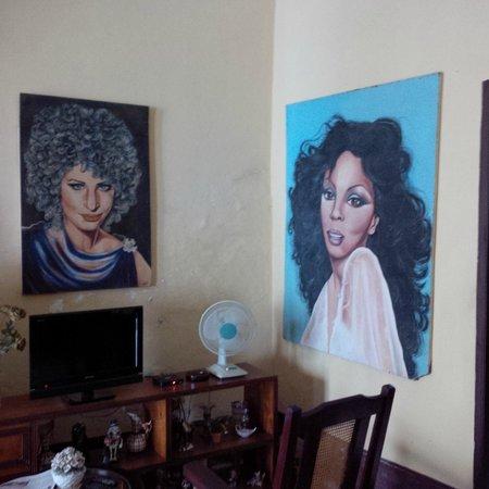 Hostal Nilda Y Luis: Wall