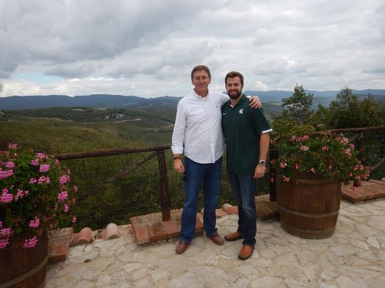 Casalvento Winery: The View!