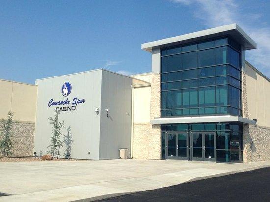 Elgin, OK: Comanche Spur Casino