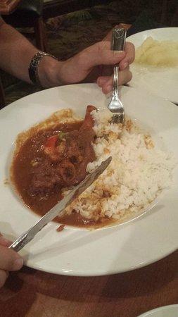 Padrino's Cuban Cuisine : L'agneau