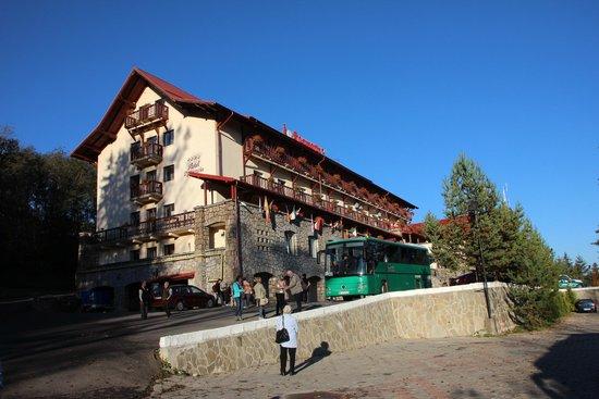 Rozmarin Hotel: Außenansicht