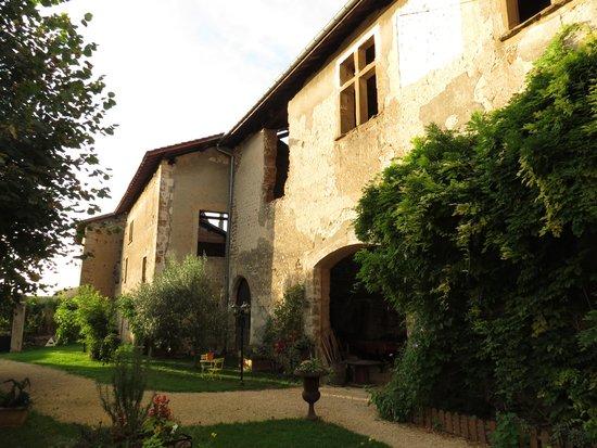 Château de la Saone : chateau de la Saone