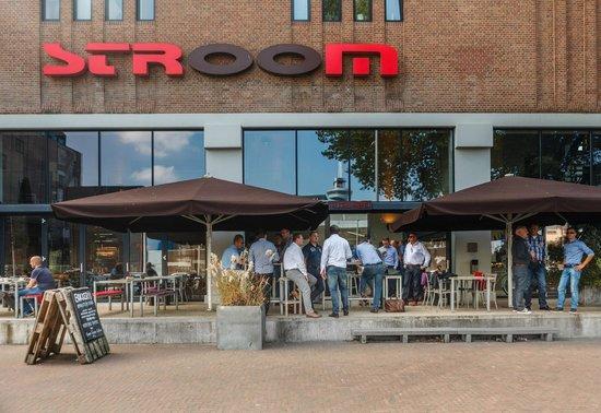 Exterior STROOM Rotterdam
