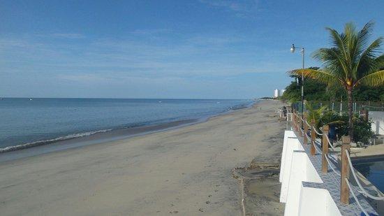 Casa Guardia Panama : Der Strand