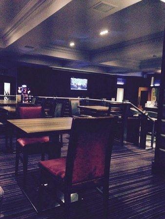 Horizon Hotel : Bar area