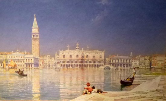 The Collection / Usher Gallery : Venice at Usher Gallery