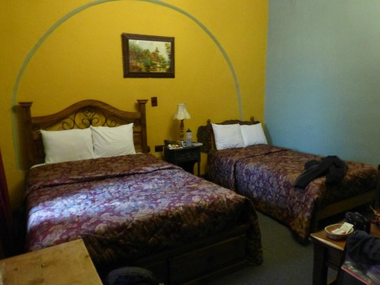 MARQUESES Boutique Hotel : room #1