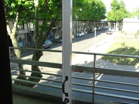 Sur Hostel: Vista do quarto coletivo 10 camas